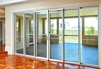 Sliding Stack Doors